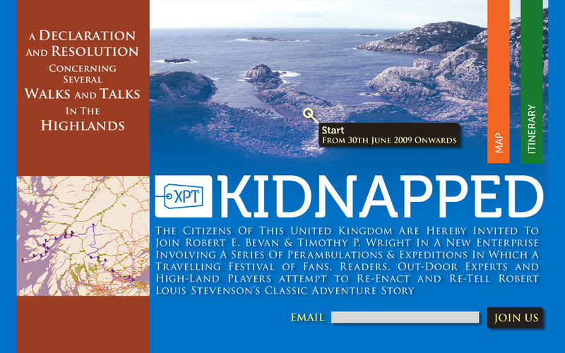 Kidnapped-home-page