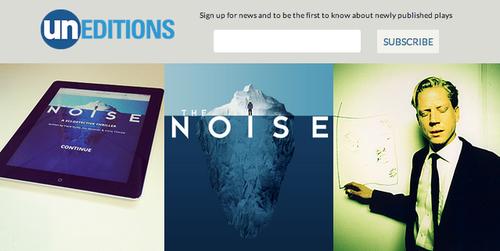 UNeditions_site_screenshot