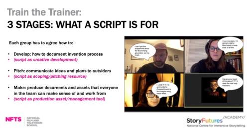 TtT Tim Wright Presentation script
