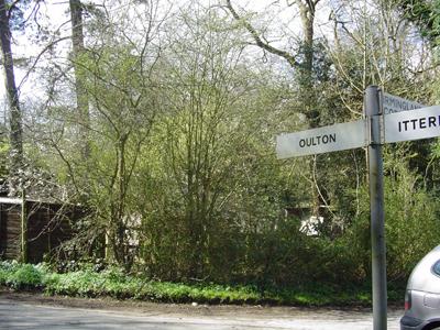 Road Sign Again